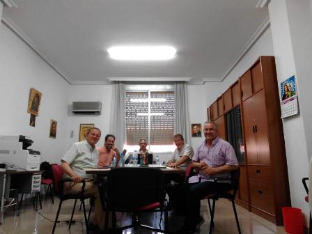 Reunión de la Ejecutiva Confederal